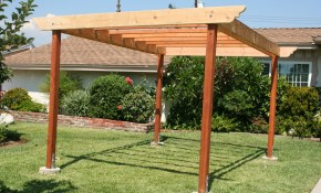 Front Yard Trellis Ideas Going Off Da Grid Janice Front Yard Grape for Backyard Trellis Ideas
