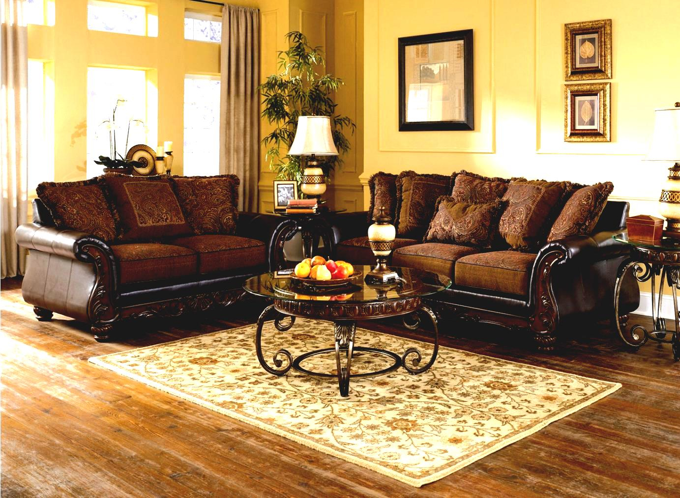 Furniture Top Design Of Ashley Couches For Contemporary Living Room intended for Ashley Living Room Sets Sale