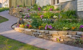 Garden And Backyard Retaining Wall Ideas And Terraced Gardens Youtube regarding 14 Some of the Coolest Ways How to Makeover Backyard Wall Ideas