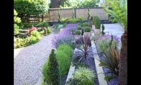 Garden Ideas Gravel Garden Plants Ideas Youtube intended for 11 Awesome Initiatives of How to Upgrade Backyard Plants Ideas