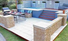 Garden Ideas With Retaining Wall Realestateau intended for Retaining Wall Ideas For Backyard