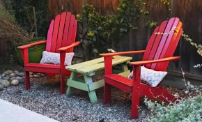 Give Your Outdoor Spaces Character With Flea Market Finds in Backyard Patio Ideas Cheap
