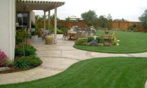 Great Landscaping Ideas S M L F Source A Home Exterior Beautiful within Great Backyard Landscaping Ideas