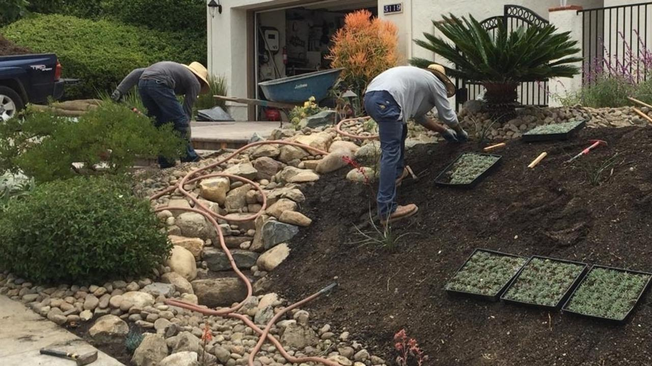 How Much Does A Landscape Install Really Cost intended for Cost Of Landscaping Backyard
