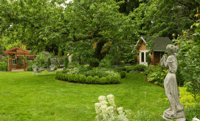 How To Landscape Around Trees Better Homes Gardens throughout Trees For Backyard Landscaping