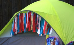 How To Plan A Fun Family Backyard Camping Adventure Powermoresummer inside Backyard Tent Ideas