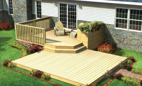 Ideas About Small Decks Deck Pictures For Yards Of Trends One Level pertaining to 10 Some of the Coolest Ways How to Craft Small Deck Ideas For Small Backyards