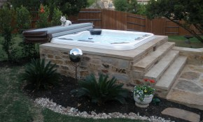 Inground Hot Tub Designs Gallery Premiere Hot Tubs Gallery Album with regard to 14 Genius Ideas How to Upgrade Backyard Hot Tub Landscaping