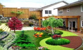 Landscaping A Sloped Backyard Architecture Hallselfesteem pertaining to 13 Genius Ways How to Build Landscaping A Hilly Backyard