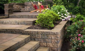 Landscaping Ideas For Hillside Backyard Slope Solutions Install with Landscape Ideas For Hilly Backyards
