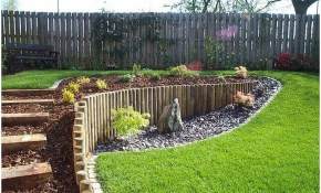 Landscaping Ideas For Sloping Front Yard 42173 Hipmagazine pertaining to Landscaping Sloping Backyard Ideas