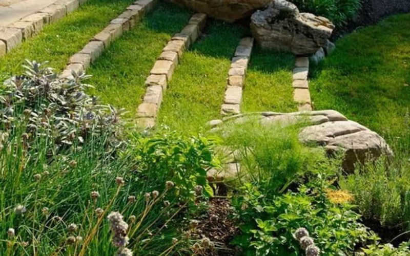 Landscaping Your Sloped Backyard Cheap Landscaping Ideas with regard to Landscaping Sloped Backyard