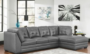 Lawrence Top Grain Leather Sectional With Ottoman Living Room Set regarding 12 Genius Concepts of How to Makeover Living Room Set Cheap