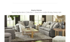 Living Room Furniture Ashley Homestore in Comfortable Living Room Sets