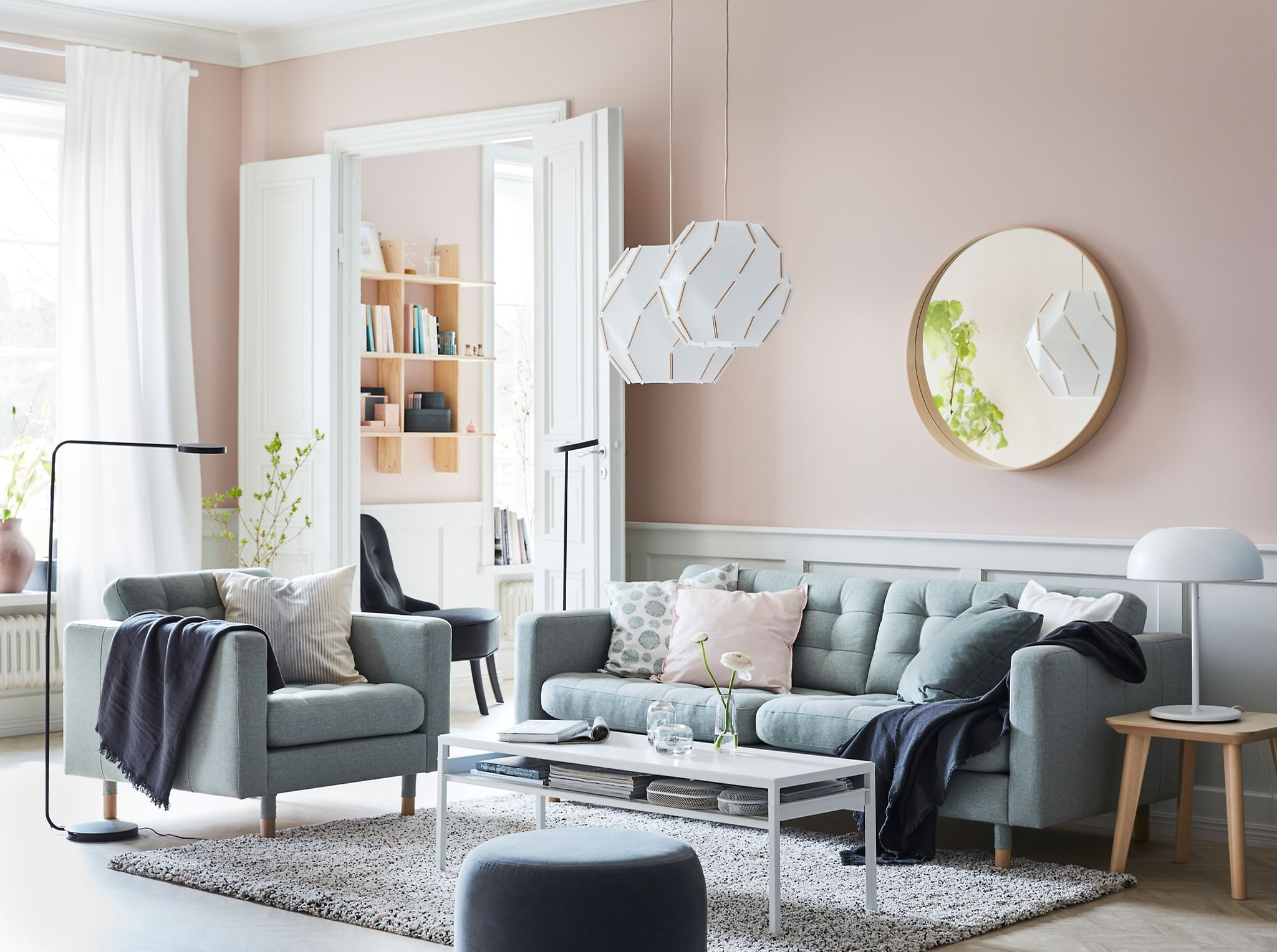 Living Room Furniture Ideas Ikea intended for 11 Clever Tricks of How to Improve Cheap Living Room Tables Sets