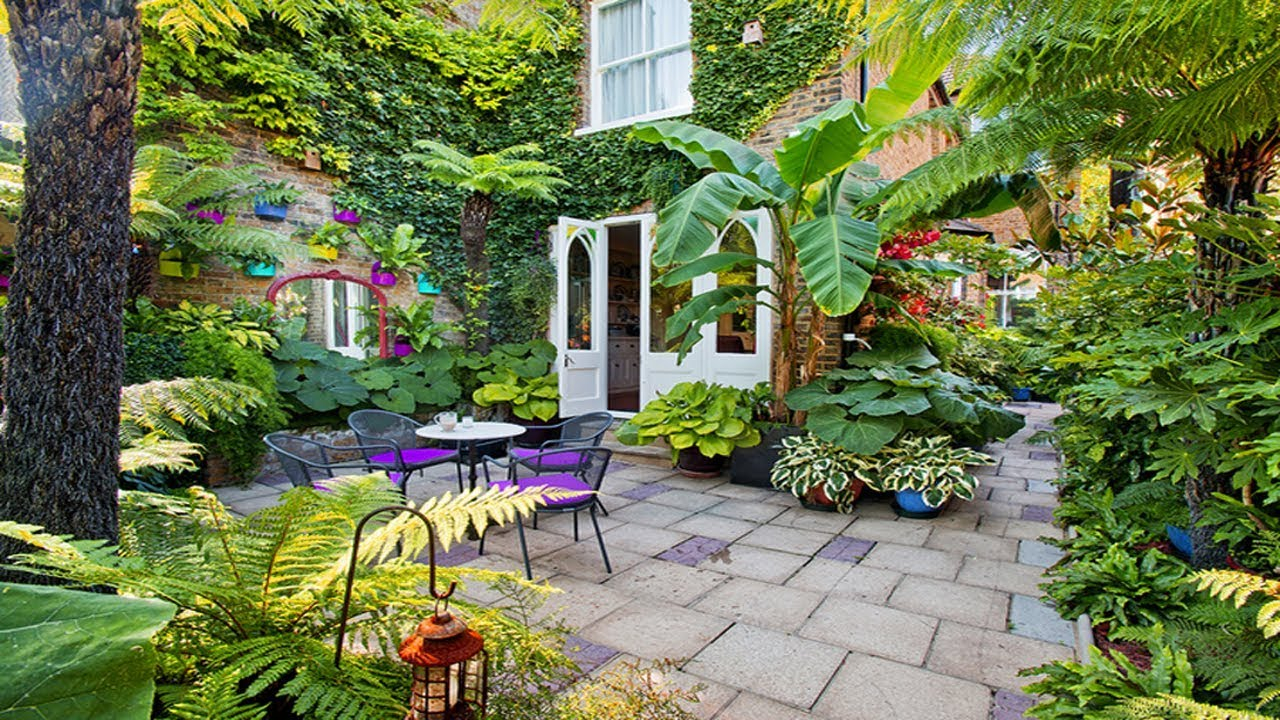 Lovely Urban Courtyard Garden Ideas Small Courtyard Landscaping intended for 15 Awesome Initiatives of How to Build Courtyard Backyard Ideas