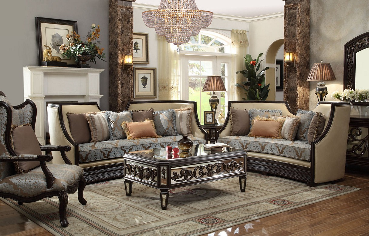 Luxury Living Room Furniture Ideas pertaining to Luxurious Living Room Sets