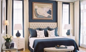 Luxury Navy Blue Design Ideas Master Bedroom Decor Modern Bedroom inside 15 Smart Designs of How to Build Modern Bedroom Decor