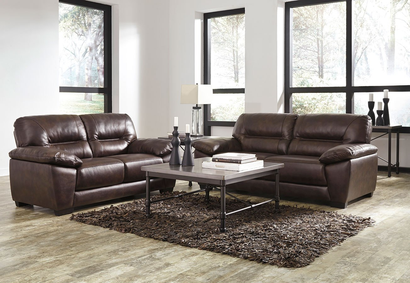 Mellen Walnut Living Room Set Signature Design Ashley with regard to 10 Awesome Ideas How to Improve Living Room Set For Cheap