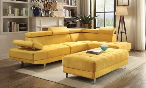 Milan Sectional Set Yellow In 2019 New House Sectional Sofa with 15 Awesome Initiatives of How to Craft Yellow Living Room Set
