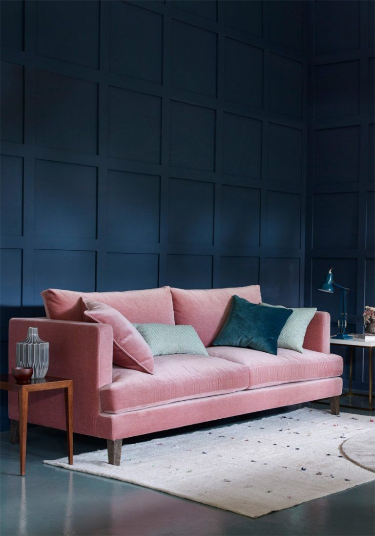 Millennial Pink Sofas For A Chic Living Room Set 8 Millennial Pink inside Pink Living Room Set