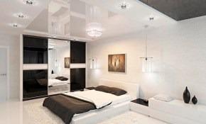 Modern Bedroom Black And White Black And White Modern Decor throughout 13 Genius Tricks of How to Upgrade White Bedroom Modern