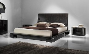 Modern Bedroom Furniture Modern Dark Wood Bedroom Furniture Raya with Modern Italian Bedroom