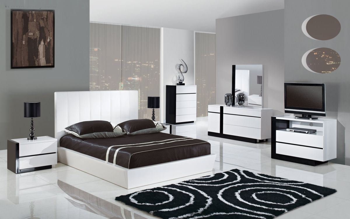 Modern Bedroom Furniture Nyc Eo Furniture pertaining to Modern Bedroom Sets NYC