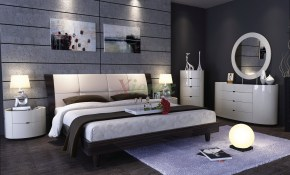 Modern Bedroom Sets Furniture Modern Bedroom Sets And Decoration regarding Modern Bedroom Sets Queen