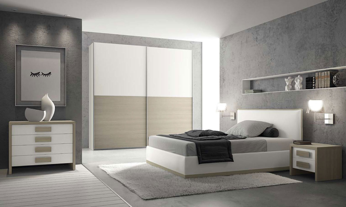 Modern Bedrooms Bonds Colombini Casa throughout 15 Genius Concepts of How to Makeover Modern Bedrooms Pictures