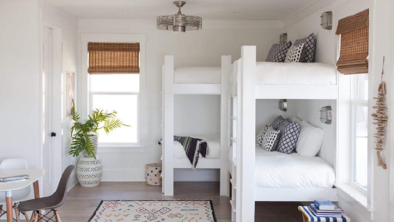 Modern Boys Bedroom Ideas With Bunk Beds Youtube pertaining to Modern Boys Bedroom