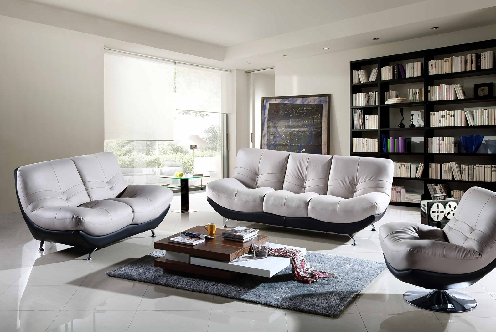 Modern Contemporary Living Room Furniture Tuckr Box Decors pertaining to Cheap Modern Living Room Sets
