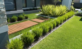 Modern Landscaping Ideas For Small Front Yards Exterior Design Ideas throughout 11 Awesome Concepts of How to Craft Front And Backyard Landscaping