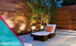 New Design 2017 30 Modern Backyard Wood Fence Ideas Youtube inside 15 Smart Initiatives of How to Improve Modern Backyard Ideas