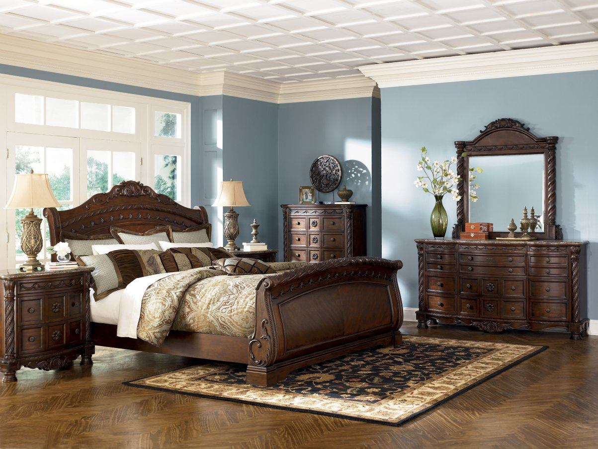 North Shore Sleigh Bedroom Set Sale intended for 13 Clever Ways How to Build Modern Sleigh Bedroom Sets