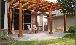 Patio Ideas Backyard Cover Design Covered Designs Pergola Layouts with regard to 11 Some of the Coolest Ways How to Upgrade Backyard Arbors Ideas