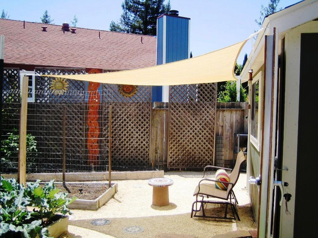 Patio Shade Ideas Cloth Schmidt Gallery Design within Shade Backyard Ideas