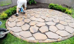 Pin Alexandra Depastene On For The Home Backyard Landscaping intended for Backyards Ideas On A Budget