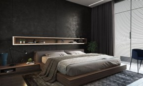 Pin Brent Packer On Bed Bedroom Home Decor Bedroom Bedroom Decor inside Modern Mens Bedroom