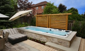 Pin Richard Maddison On Swim Spa Ideas Pinterest Spa with regard to Backyard Spa Ideas