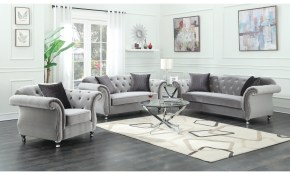 Shop Frostine Grey 3 Piece Living Room Set Free Shipping Today for 14 Smart Initiatives of How to Build 3 Piece Living Room Set