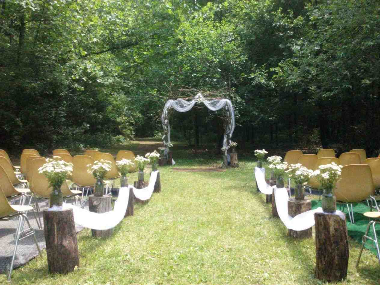 Simple Backyard Wedding Ideas Simple Inexpensive Backyard Wedding Ideas inside Simple Backyard Wedding Ideas