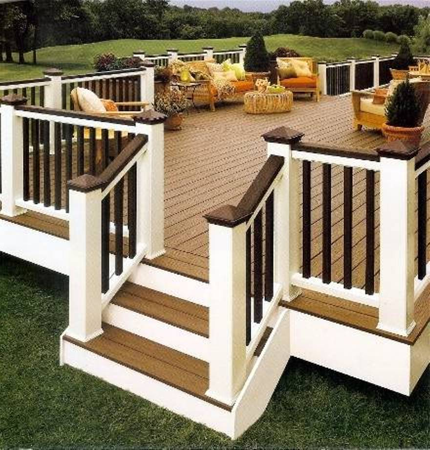 Simple Deck Design Ideas Backyard In Exterior Floating Small Patio inside Patio Deck Ideas Backyard