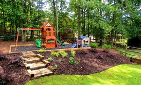 Sloped Backyard Landscaping Ideas Landscape S Luxury intended for 10 Awesome Initiatives of How to Make Landscaping Sloping Backyard Ideas