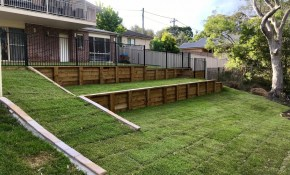 Sloping Backyard Landscape Ideas Fresh Perspective Landscapes in 12 Some of the Coolest Tricks of How to Build Sloped Backyard Landscaping Ideas