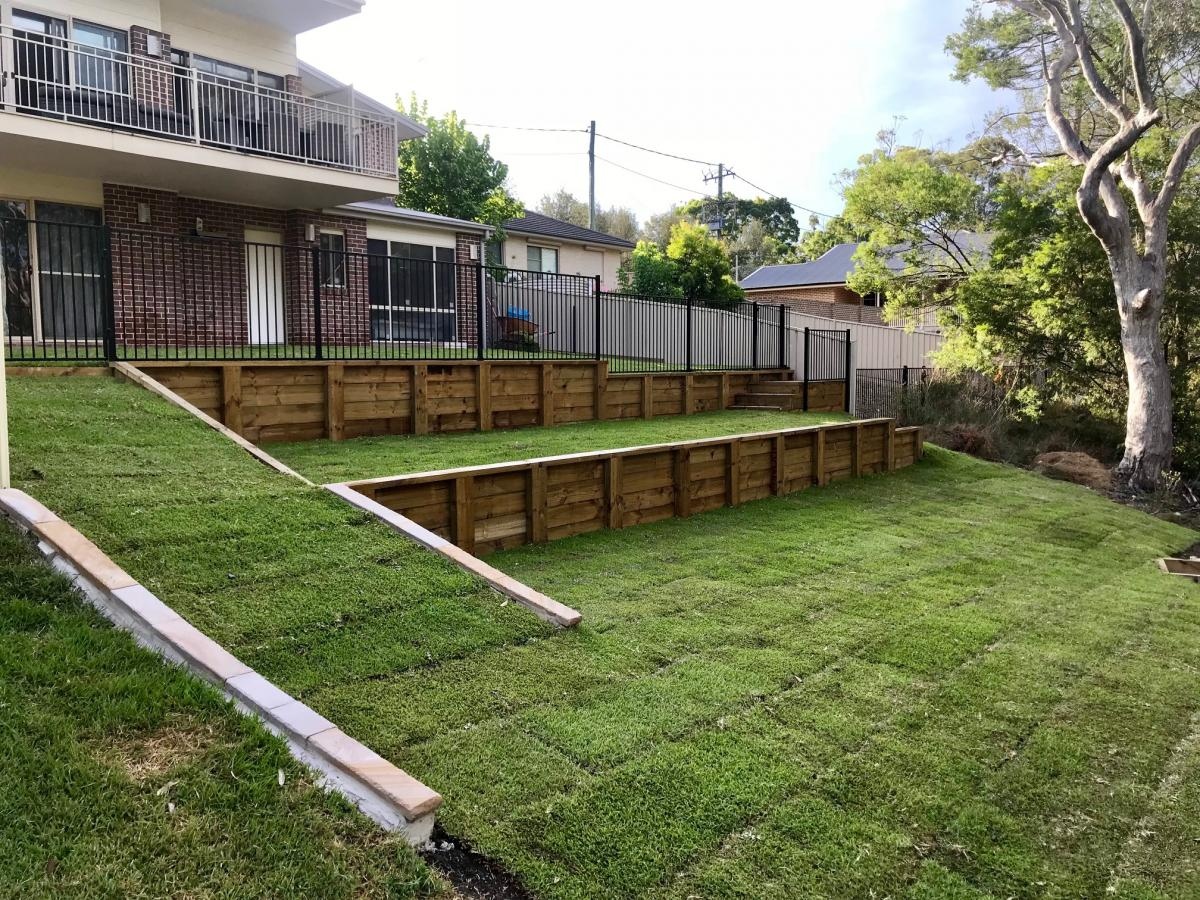 Sloping Backyard Landscape Ideas Fresh Perspective Landscapes within 10 Awesome Initiatives of How to Make Landscaping Sloping Backyard Ideas