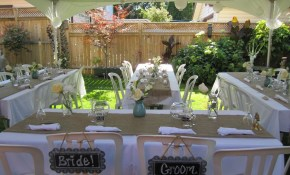Small Backyard Wedding Best Photos Wedding Backyard Wedding regarding Cheap Backyard Wedding Reception Ideas
