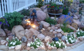 Small Fountain Ideas For Garden Water Feature Ideas for 11 Smart Ideas How to Makeover Small Backyard Fountain Ideas
