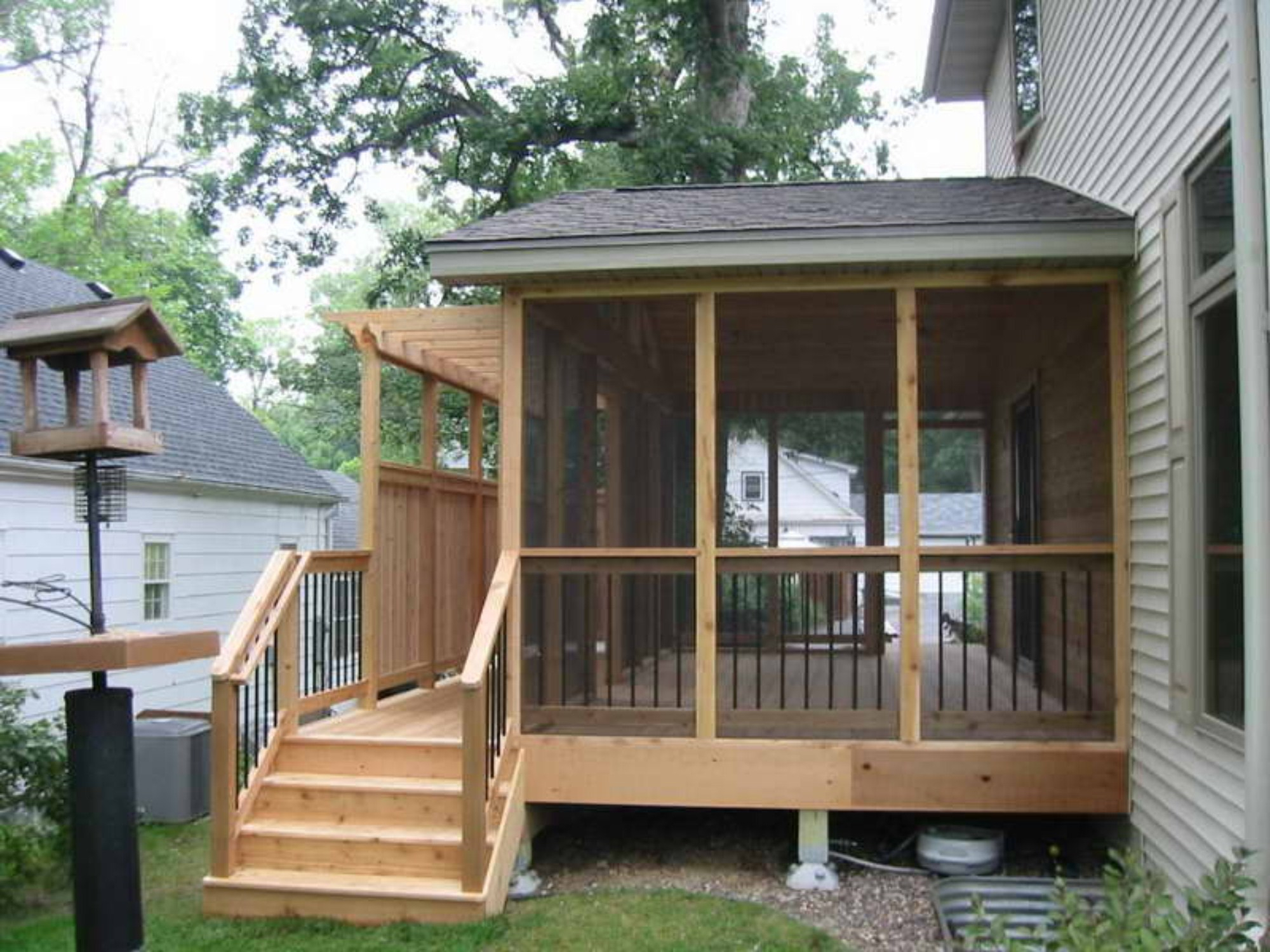 Small Yard Design Manificent Decoration Landscaping Ideas For 2017 intended for Small Deck Ideas For Small Backyards