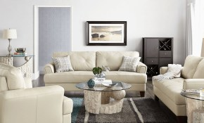 Sofa Brand Cindy The Brick pertaining to Cindy Crawford Living Room Set